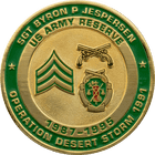 US Army Reserve Challenge Coin
