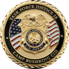 Camp Buehring Challenge Coin