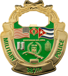 Military Police 387th Division Cuba Side 2