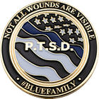 PTSD Awareness Coin