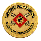 Army National Guard Commander Coin