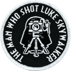 The Man Who Shot Luke Skywalker