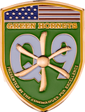 Green Hornets Airborne Troop