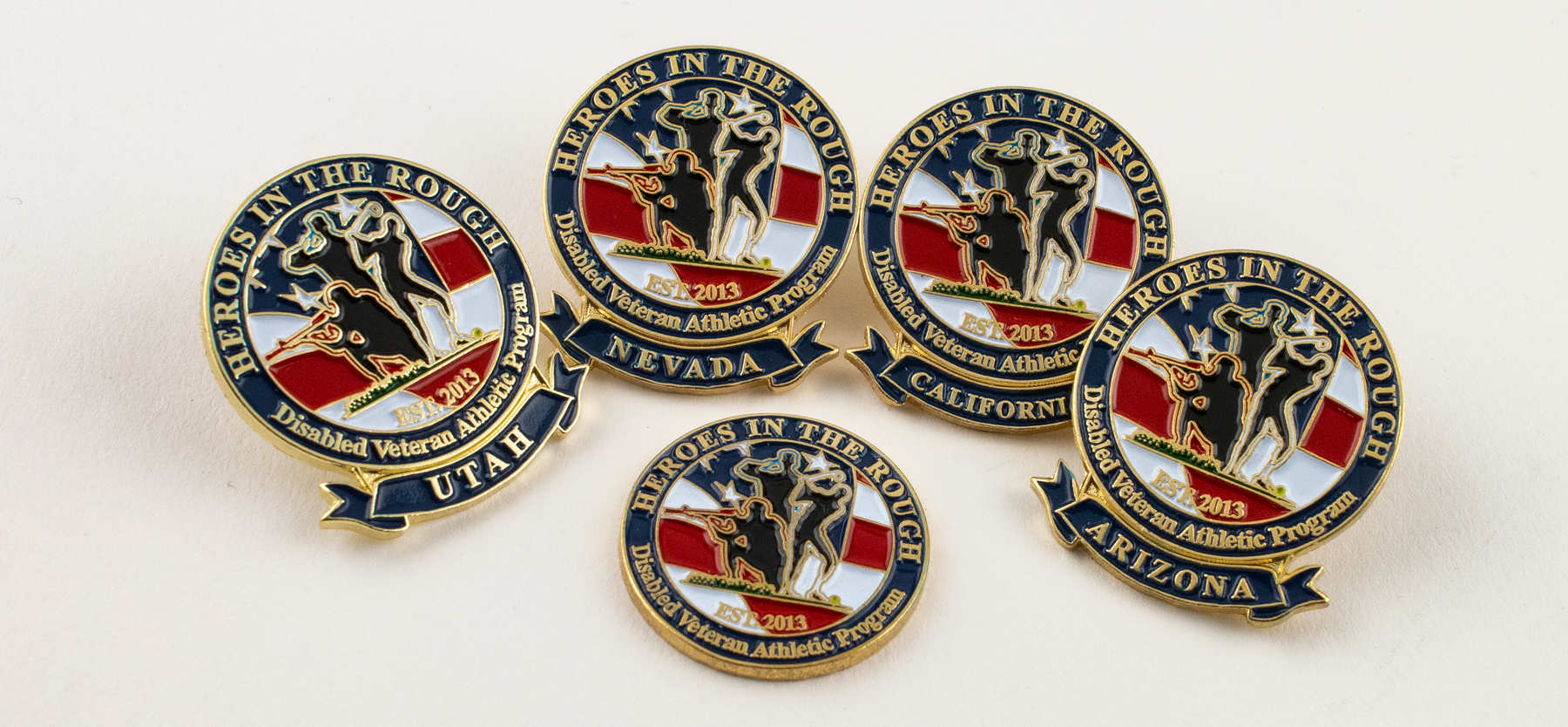 custom-golf-ball-marker-lapel-pin-heroes-in-thee-rough-charity-signature-coins