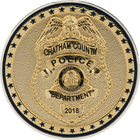 Chatham County Police Side 2