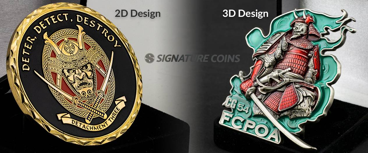 3d-vs-2d-challenge-coin-examples