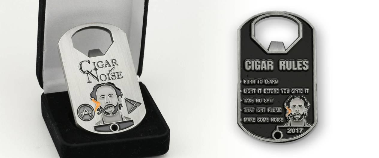 Cigar-Noise-challenge-coins