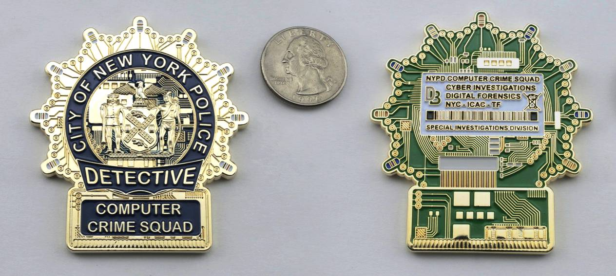 nypd-challenge-coin-cyber-crime-division