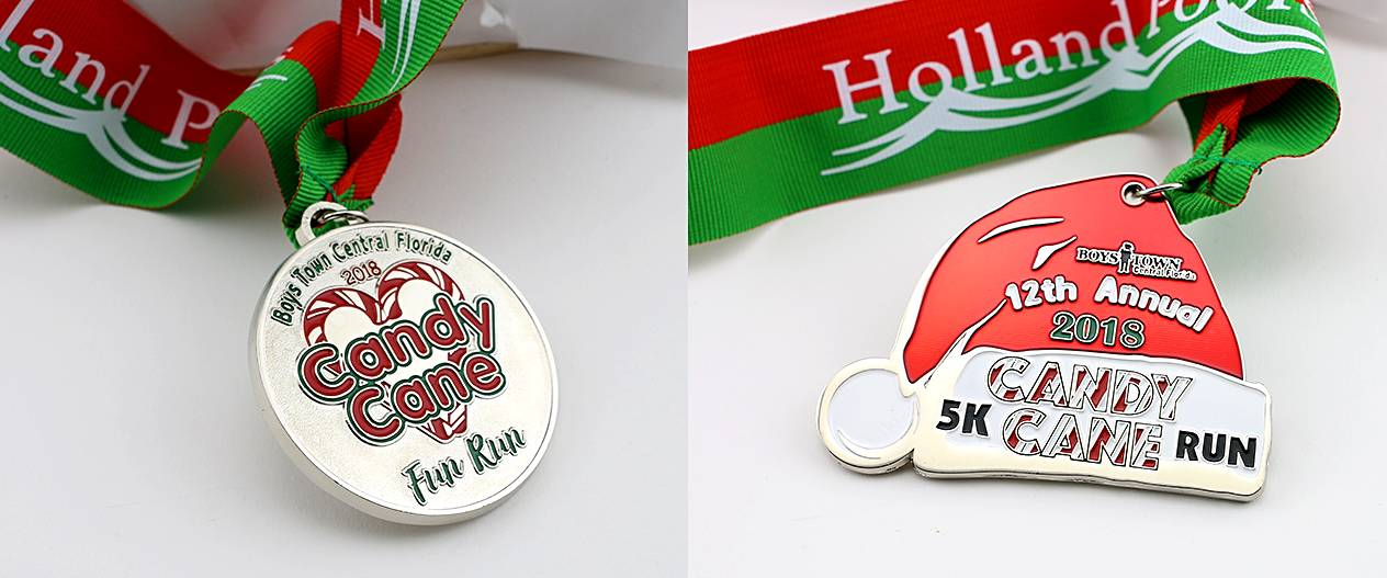 boystown-florida-candy-cane-run-medals