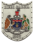 Diego Garcia FCPOA Challenge Coin