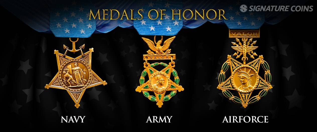 signature-coins-meaning-behind-medals-of-honor