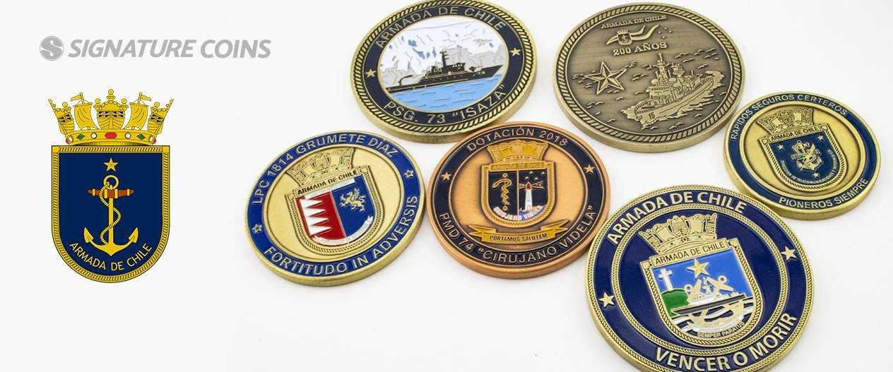 signature-coins=chilean-navy